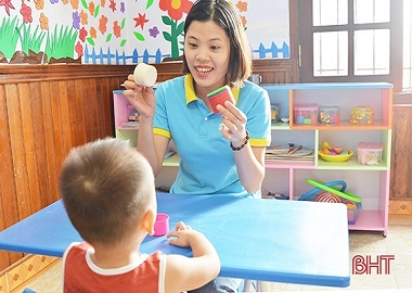 Giới thiệu Lớp K01 – Lớp Kích hoạt ngôn ngữ cho bé chậm nói