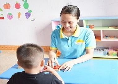 Nguyên tắc dạy bé chậm nói