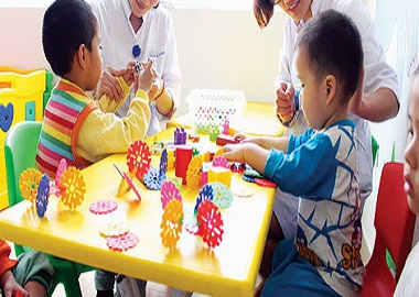 Các khóa học cho trẻ tự kỷ tại Trung tâm Ngày Mới